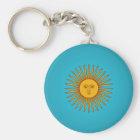 Argentinian Sol de Mayo Key Ring