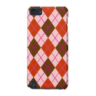 Argyle Pattern iPod Touch (5th Generation) Case