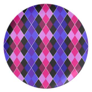 Argyle Plate
