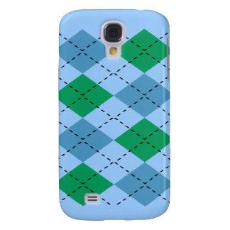 Argyle Retro Look iPhone3 Case
