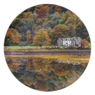 Argyll Scottish Highlands Plate