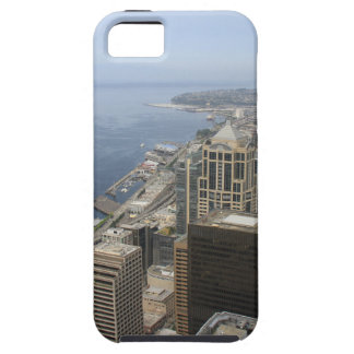 Arial View of Seattle iPhone 5 Case