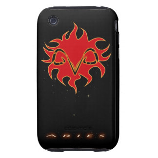 Aries Element (Fire) Tough iPhone 3 Covers