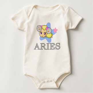 Aries Ram Baby Bodysuit