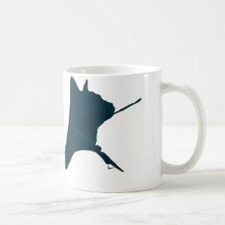 """""""AristoCAT"""" Basic White Mug"""