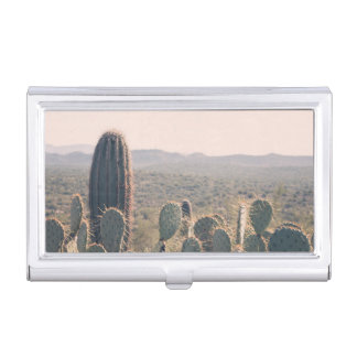 Arizona Cacti  | Business Card Holder