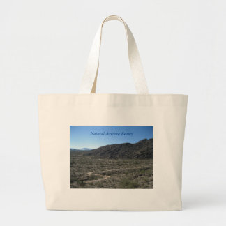 Arizona Desert Beauty Large Tote Bag