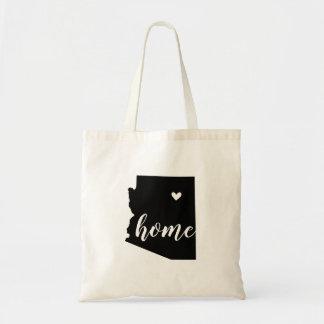 Arizona Home State Tote Bag