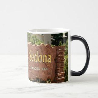 Arizona / Sedona Morphing Mug