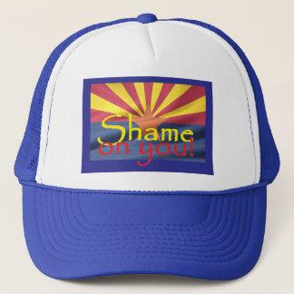 Arizona SHAME ON YOU Hat