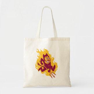 Arizona State Sparky Tote Bag