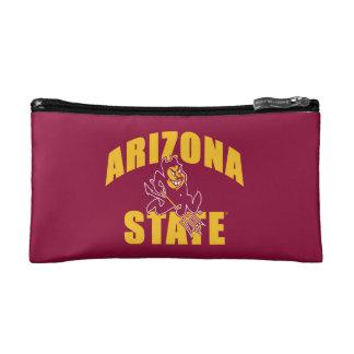 Arizona State Sun Devil Makeup Bag