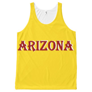 Arizona Unisex Tank Top