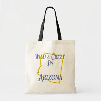 Arizona - Wild and Crazy Tote Bag