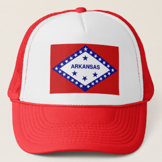 Arkansas Flag Hat