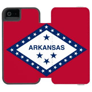 Arkansas flag incipio watson™ iPhone 5 wallet case