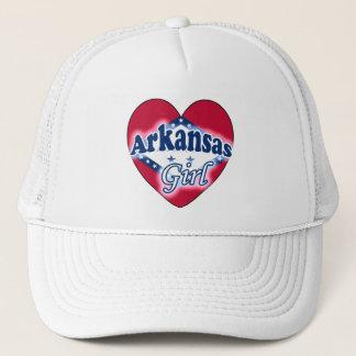 Arkansas Girl Trucker Hat