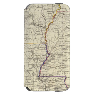 Arkansas, Louisiana and Mississippi Incipio Watson™ iPhone 6 Wallet Case