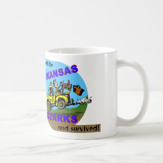 Arkansas/Ozark Visitor/Survivor Coffee Mug