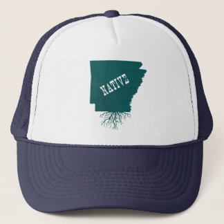Arkansas Roots Trucker Hat