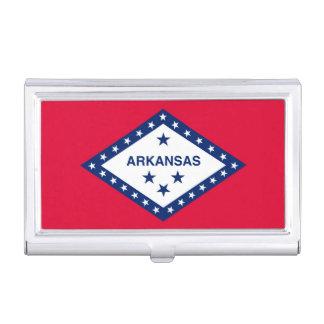 Arkansas State Flag Design Business Card Holders