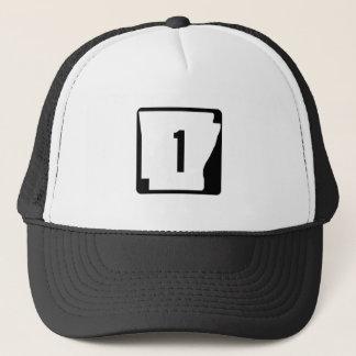 Arkansas State Route 1 Trucker Hat