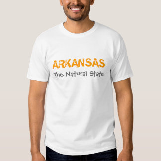 Arkansas The Natural State Land of Opportunity Shirt