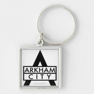 Arkham City Icon Key Ring