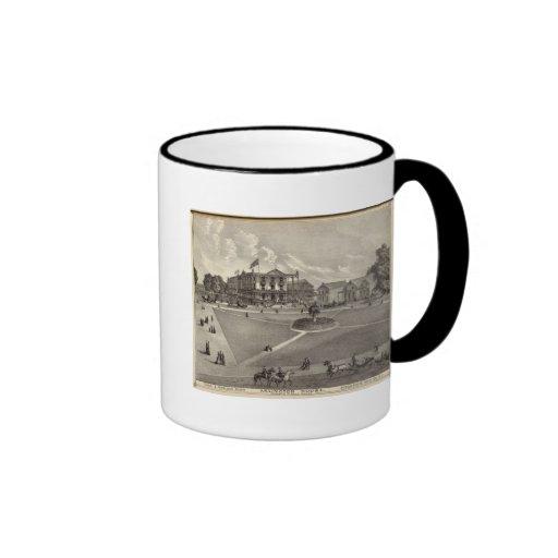 Arlington House, Ocean Grove, NJ Coffee Mugs
