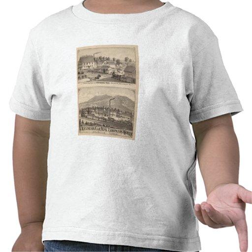 Arlington Vermont Tee Shirts