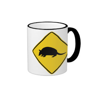 Armadillo Crossing Mugs