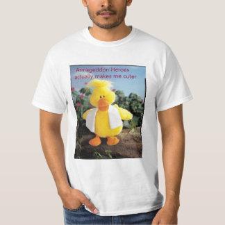 armageddon heroes duck T-Shirt