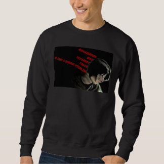 armageddon sweatshirt