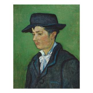 Armand Roulin by Vincent Van Gogh Art Photo