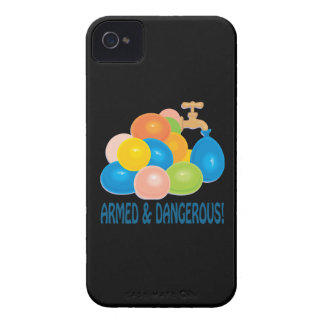Armed And Dangerous Case-Mate iPhone 4 Cases