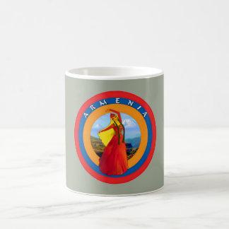 Armenian Dancer and the Flag Mug