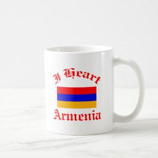 Armenian design coffee mug