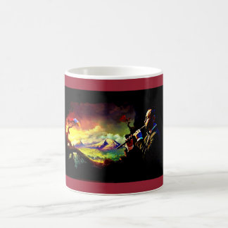 Armenian Duduk (դուդուկ) player mug