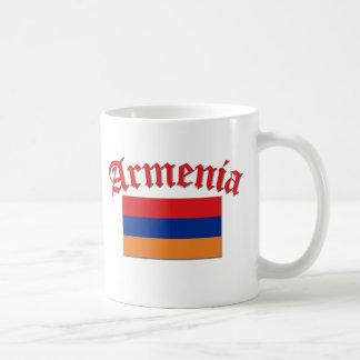 Armenian Flag 2 Coffee Mug