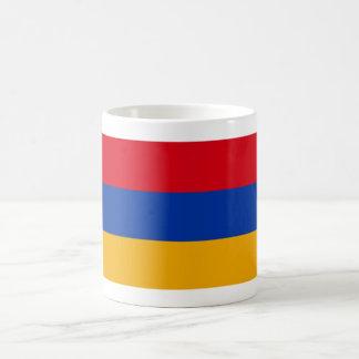 Armenian Flag Coffee Mug