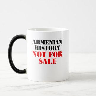 Armenian history: Not for sale Magic Mug