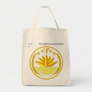 Arms of BANGLADESH Tote Bag
