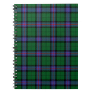 Armstrong Tartan Writing Pad Notebooks