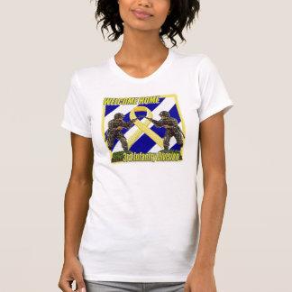 army(3rd id) t-shirts
