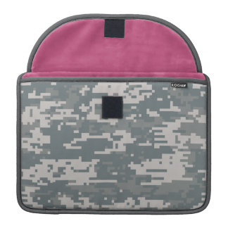 Army ACU's Pattern Sleeve For MacBook Pro