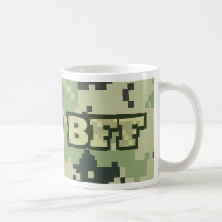 Army BFF Coffee Mug