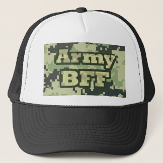 Army BFF Trucker Hat