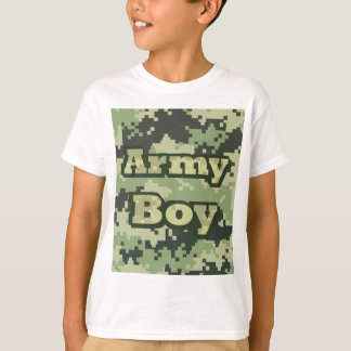Army Boy T-Shirt