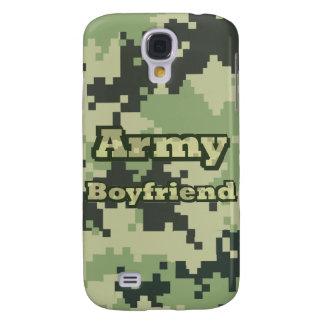 Army Boyfriend Galaxy S4 Case