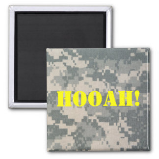 Army Camouflage ACU Pattern Magnet